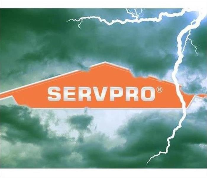 Storm Damage SERVPRO Is Ready For Any Storm
