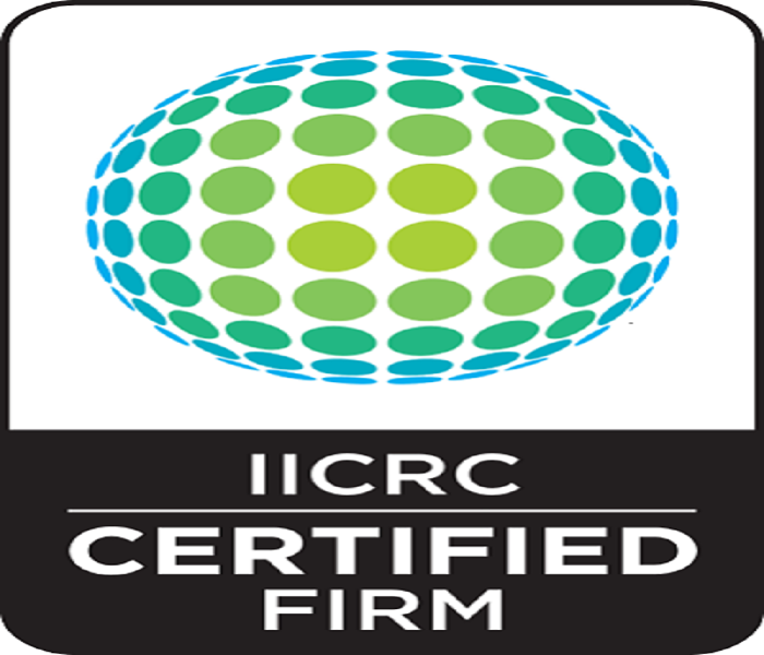 General IICRC Certified Firm!