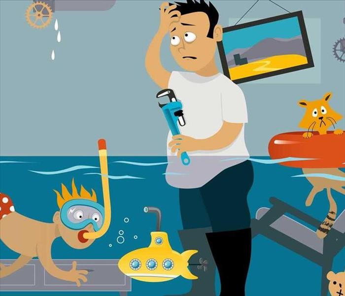 Water Damage Common Causes and Signs of Water Damage